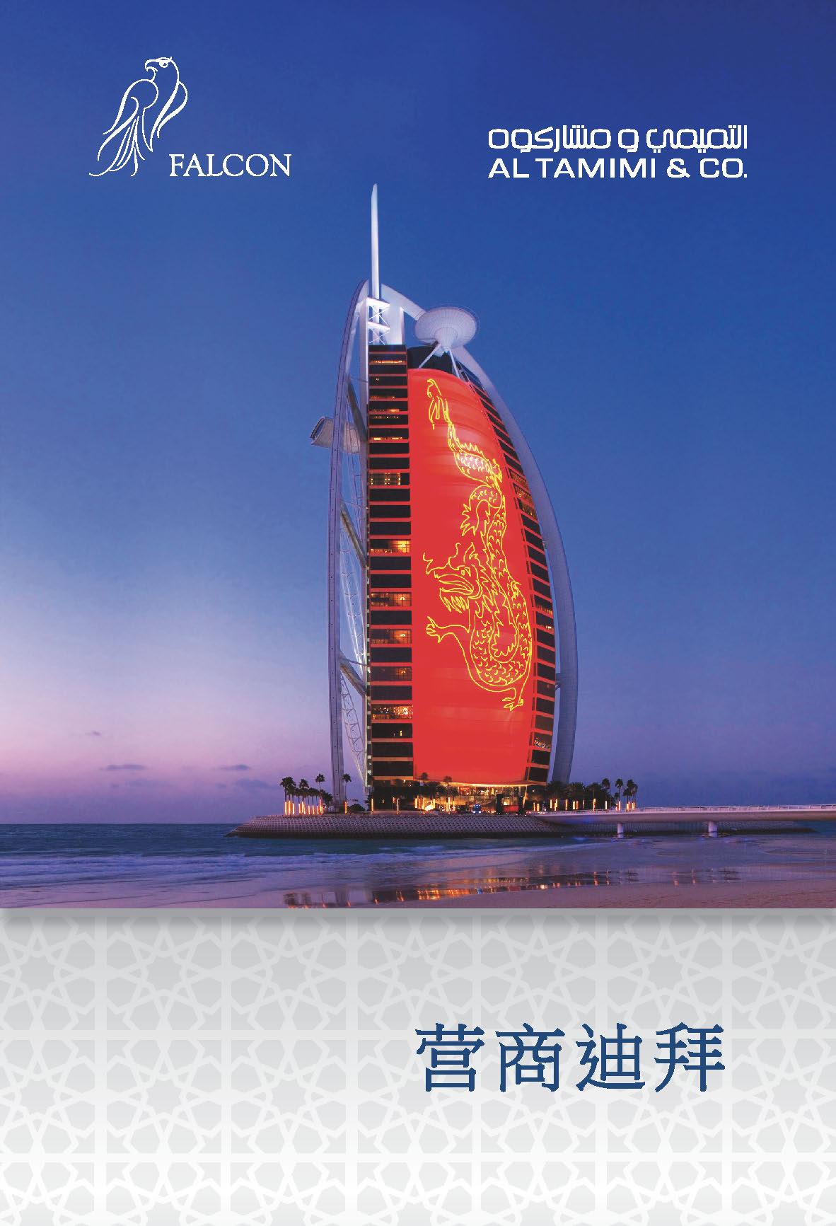 Doing Business in Dubai Mandarin Edition