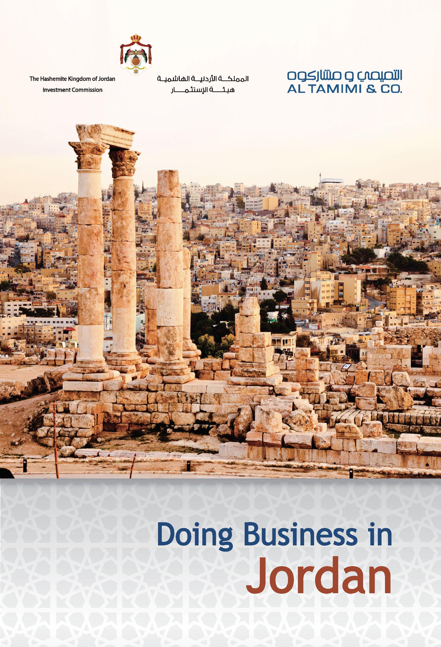 Doing Business in Jordan