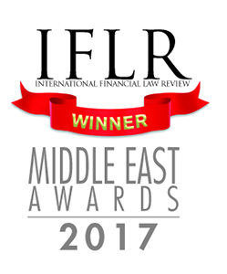 Multiple Successes for Al Tamimi & Company at the IFLR Middle East Awards 2017
