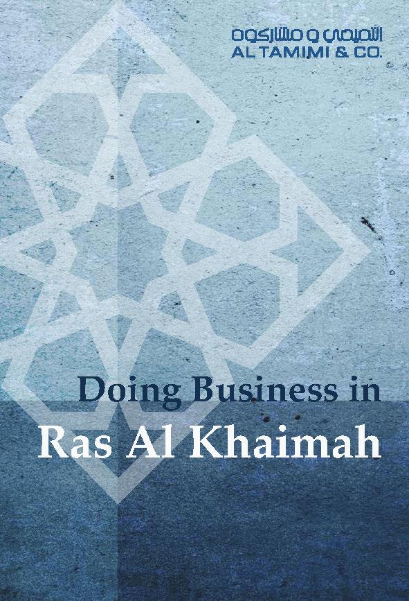 Doing Business in  Ras Al Khaimah