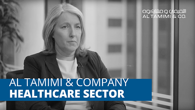 Spotlight on the Al Tamimi & Company Healthcare Sector
