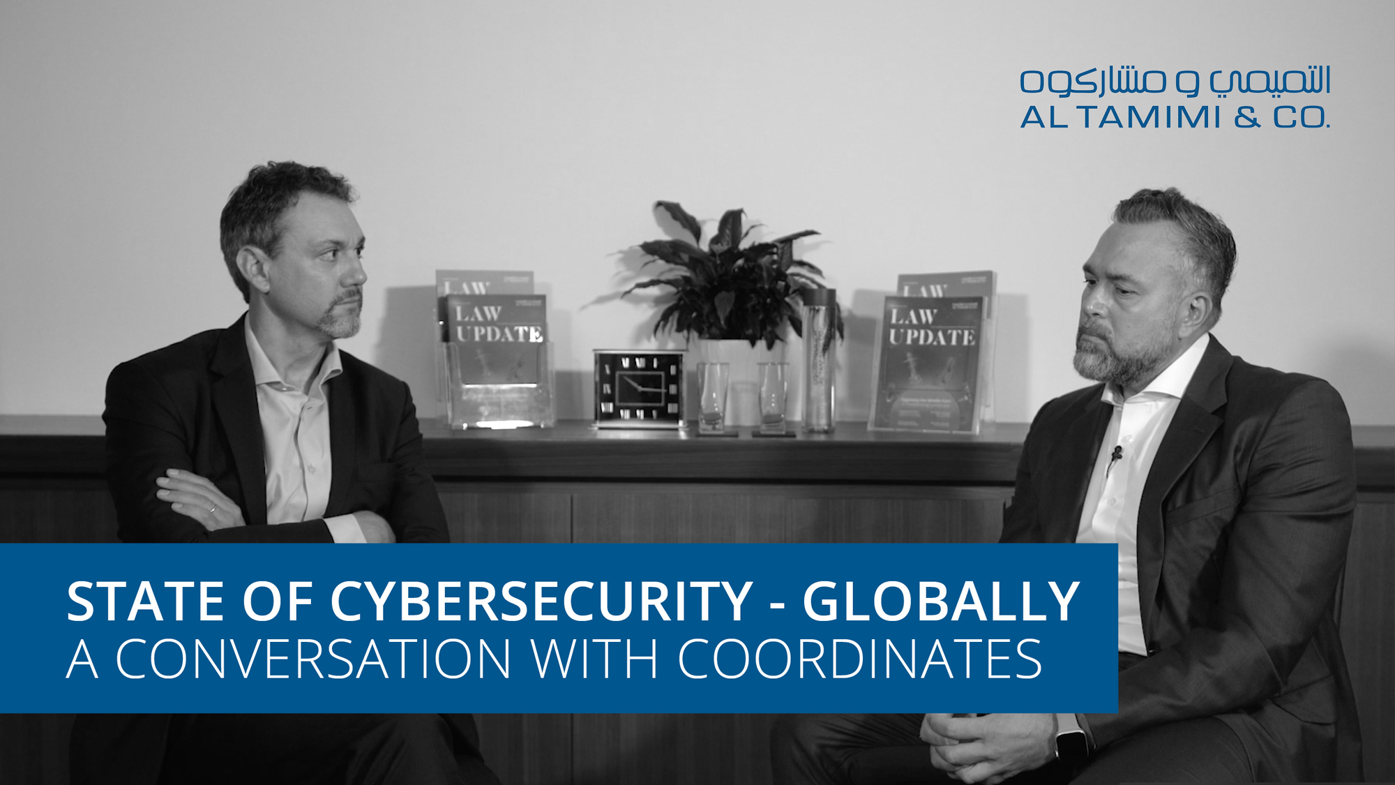 Part 1: State of Cybersecurity – Globally: A Conversation with Coordinates