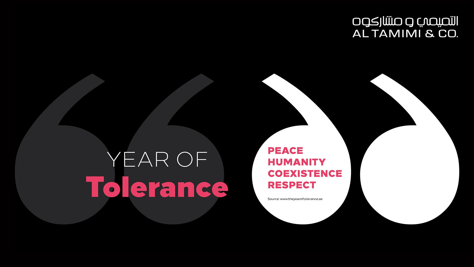 Year of Tolerance: Stories & Initiatives