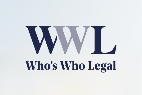 Who's Who Legal: Litigation 2020 Nominations