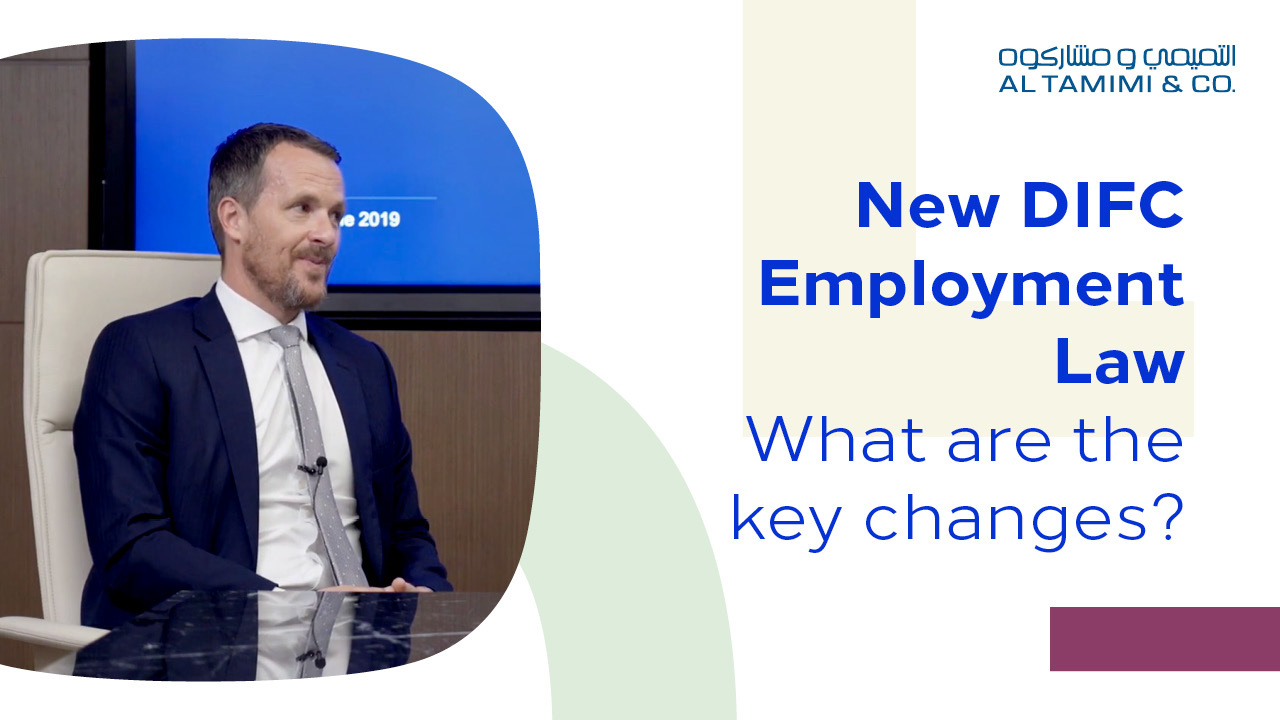 New DIFC Employment Law: What are the key changes?