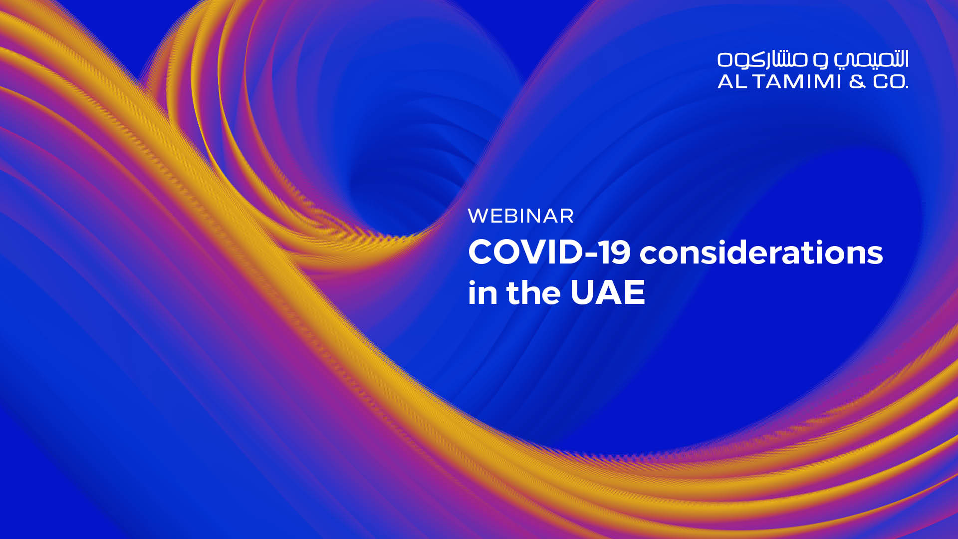 UAE COVID-19 Employment and Data issues